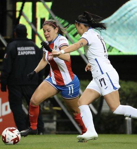 Resultado Chivas vs Cruz Azul – J1 – Clausura 2020 – Liga MX Femenil