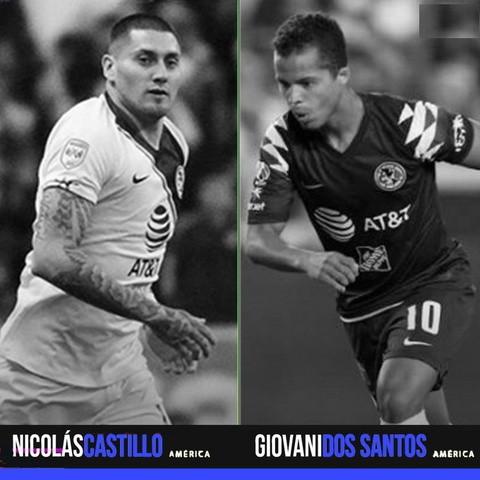 América perdió millones con Gio Dos Santos y Nico Castillo