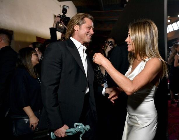 Jennifer Aniston y Brad Pitt volverán actuar juntos después de 19 años
