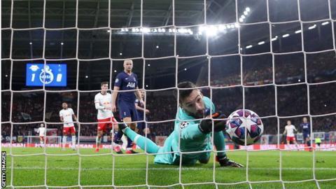 Resultado RB Leipzig vs Tottenham Hotspur – Octavos de Final –  Champions League 2019-2020
