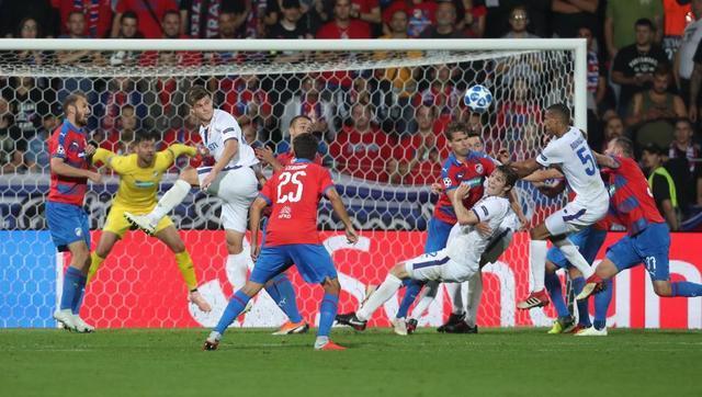 Resultado del Viktoria Plzen vs CSKA Moscú – Fase Grupos – Champions League