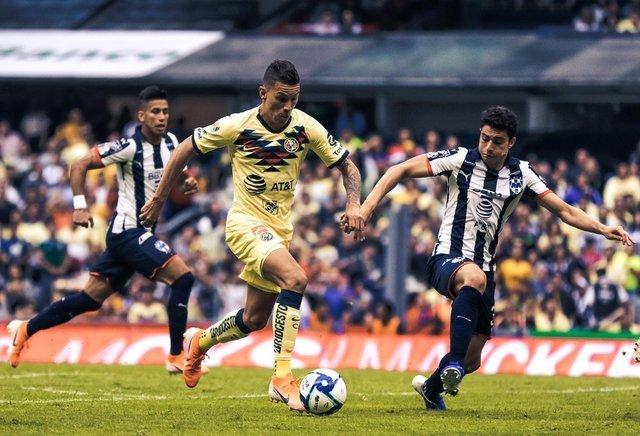 Resultado América vs Monterrey -Jornada 1- Apertura  2019