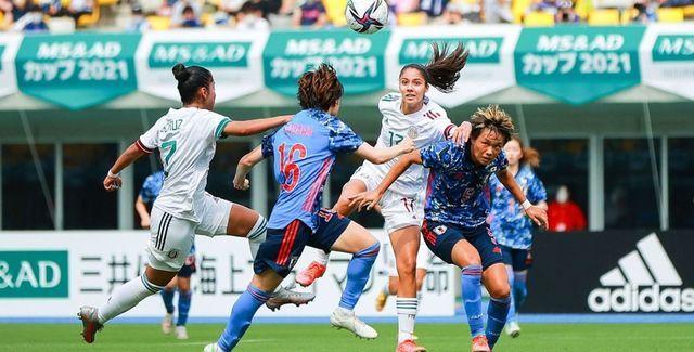 Resultado México vs Japón – Partido Amistoso Femenil