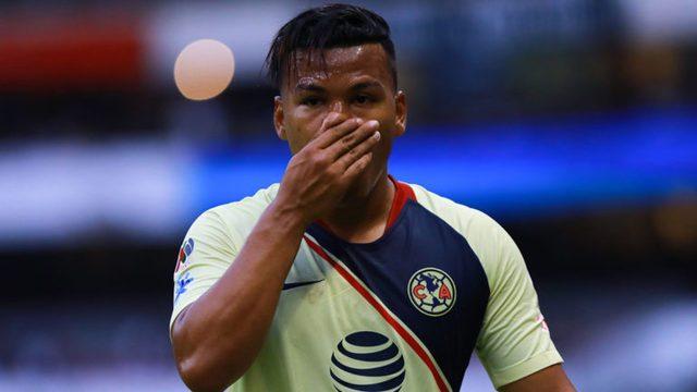 Roger Martínez podría salir del América