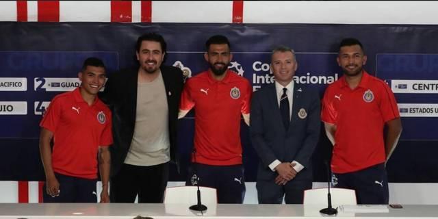 Directiva de Chivas dice permanecerá 50 años con el equipo