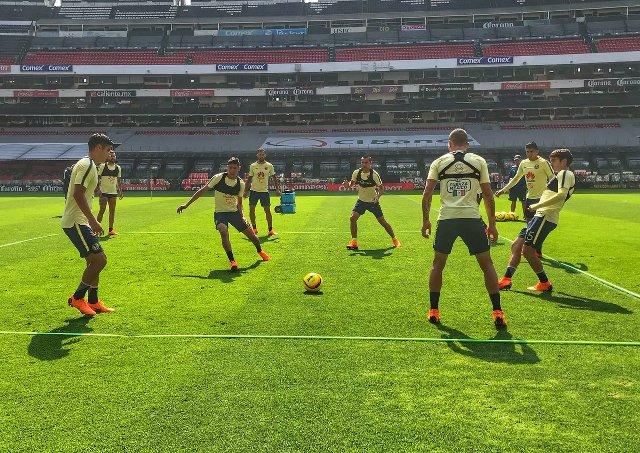 Así jugará el América ante Santos