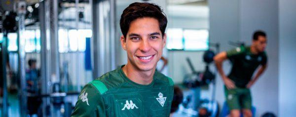 Diego Lainez promete sobresalir esta temporada con el Betis