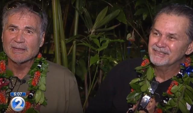 Descubren que son hermanos tras 60 años de amistad