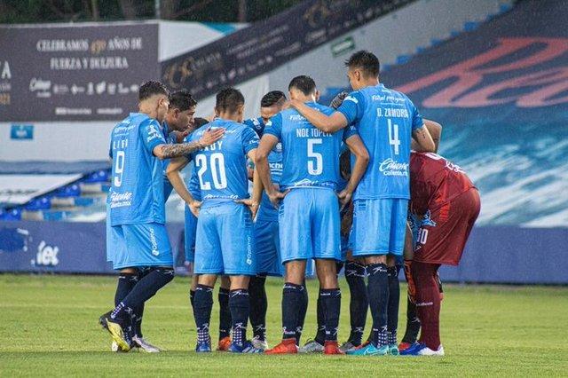 Resultado Celaya vs Pumas Tabasco – Jornada 6 – Apertura 2021-  Liga Expansión MX