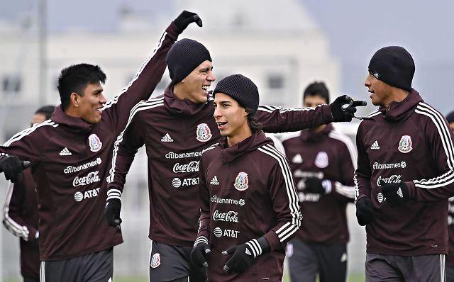 La Selección Mexicana  acabó invicto el año 2020