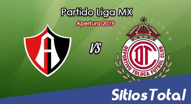 Ver Atlas vs Toluca en Vivo – Apertura 2019 de la Liga MX