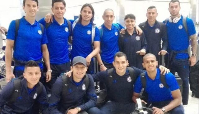 Cruz Azul Golea 5-0 A Orange County Club – Partido Amistoso