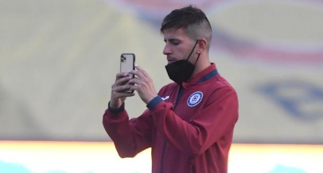 Pablo Ceppelini pide jugar con la Sub-20 de Cruz Azul