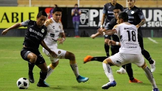 Resultado Cancún FC vs Dorados de Sinaloa – Jornada 6 – Apertura 2021-  Liga Expansión MX