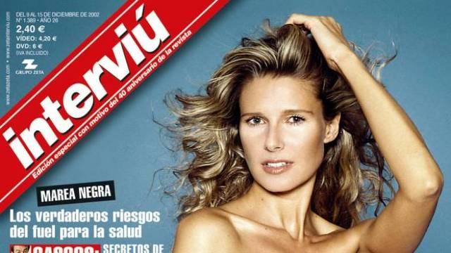 Cierra la revista Interviú, adiós a los desnudos de famosas española