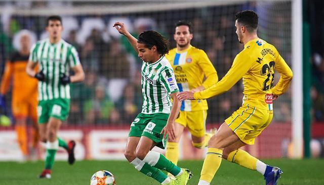 Resultado Real Betis vs Espanyol – Cuartos Final – Copa del Rey