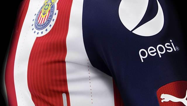 Se filtran las nuevas camisetas de Chivas