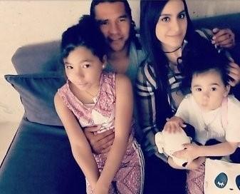 'Gullit' Peña esta con su familia no esta desaparecido