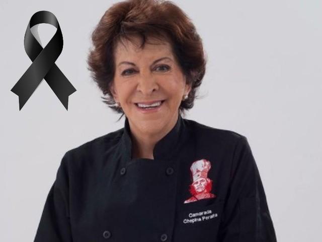 Fallece Chepina Peralta a los 90 años