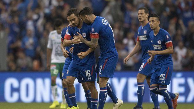 Resultado Cruz Azul vs León en Semifinal de Copa MX – Apertura 2018