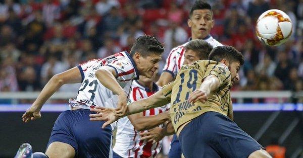 Resultado Chivas vs Pumas en Octavos de Final de Copa MX – Apertura 2018