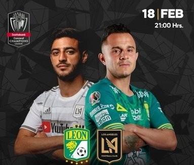 A la venta boletos para el León vs LAFC de Carlos Vela