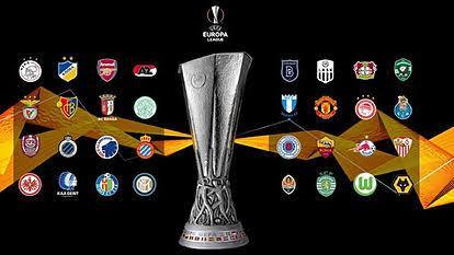 Así se jugarán los dieciseisavos de final de la Europa League