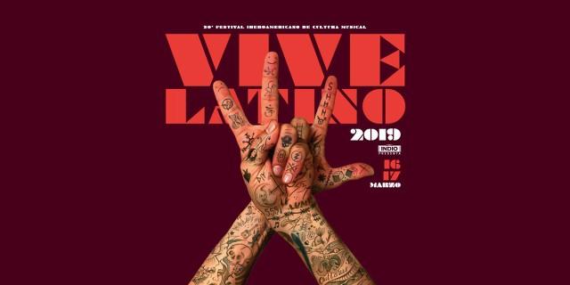 Vive Latino 2019 en Vivo – Domingo 17 de Marzo del 2019