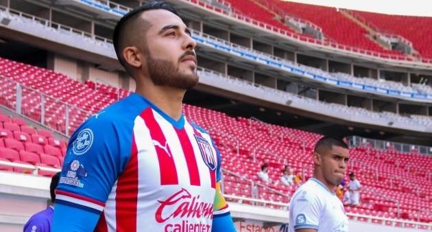 Juan de Dios Agüayo, la gran sorpresa de Chivas