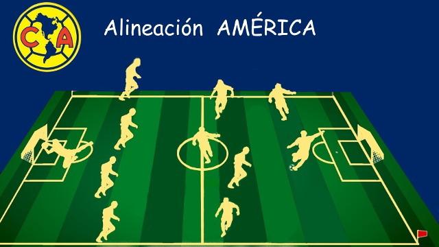 Alineación probable del América para enfrentar a Chivas en la Liguilla de Guardianes 2020