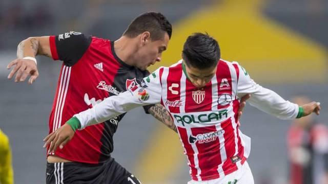 Resultado  Atlas vs Necaxa en Jornada 7 del Clausura 2018