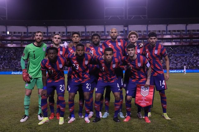 Resultado Honduras vs Estados Unidos – Eliminatorias CONCACAF – Rumbo a Qatar 2022