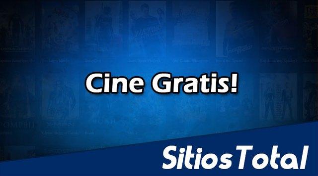 Cine Gratis – Los mejores sitios para ver de manera legal y gratis películas y series