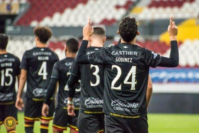 Resultado Pumas Tabasco vs Leones Negros  – Jornada 4 – Guardianes 2021 – Liga de Expansión
