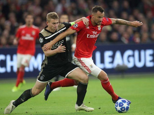 Resultado del Benfica vs Ajax Amsterdam – Fase Grupos – Champions League