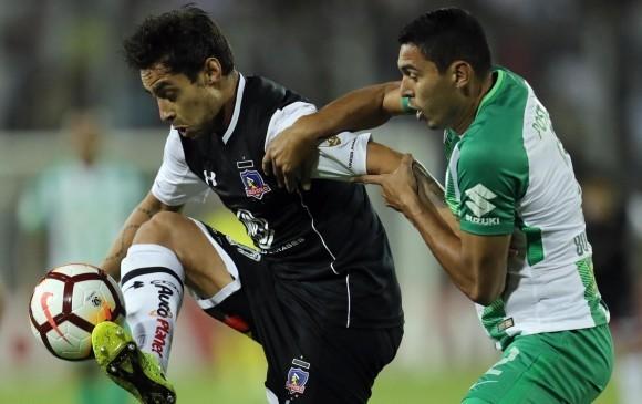 Resultado del Colo Colo vs Atlético Nacional en Copa Libertadores