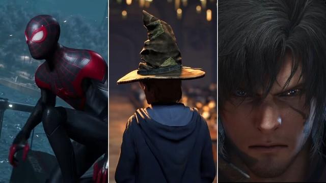 Juegos que se dieron a conocer en presentación del PlayStation 5