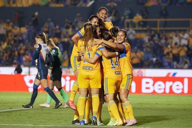 Resultado Tigres vs América – Cuartos de Final (Vuelta) – Guardianes 2021-  Liga MX Femenil