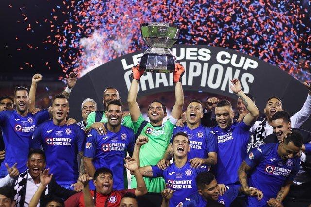 Cruz Azul es campeón de la Leagues Cup