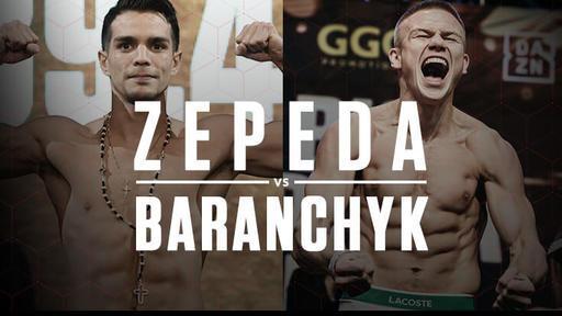 José 'Chón' Zepeda vs Iván 'The Beast' Baranchyk en Vivo – Box – Sábado 3 de Octubre del 2020