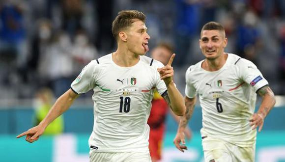 Resultado Bélgica vs Italia -Cuartos de Final- Eurocopa 2021
