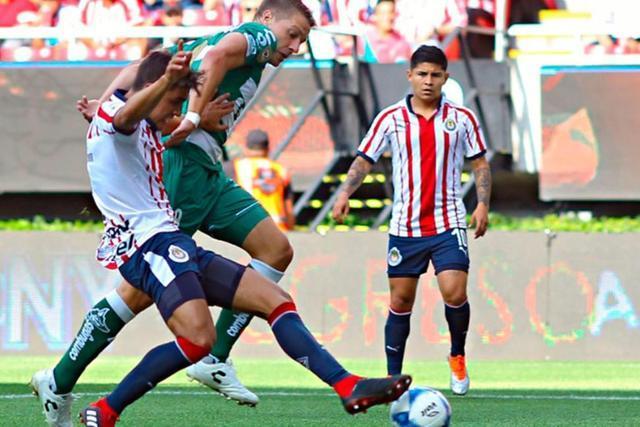 Resultado Chivas vs Santos en J4 de Apertura 2018