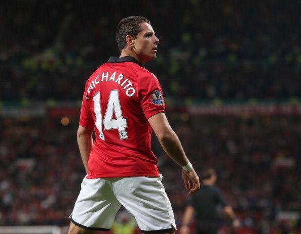 'Chicharito' Hernández habla de su pase al Manchester United