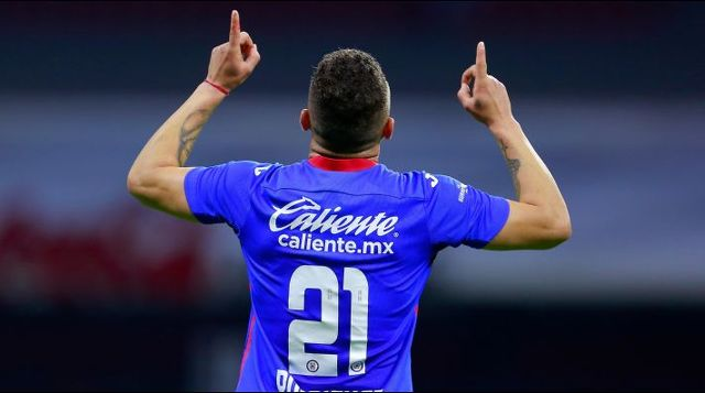 Jonathan Rodríguez alcanza a Gignac en el liderato de la tabla de goleo