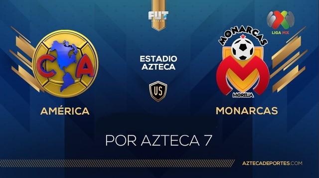 TV Azteca transmitirá partido semifinal de vuelta América vs Morelia