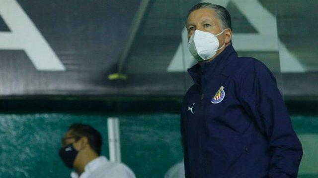 Ricardo Peláez ya hablo con Ricardo 'Tuca' Ferretti