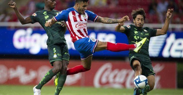 Resultado Chivas vs Santos – J2 – Copa MX – Apertura 2019