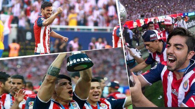 Campeones de Chivas que están en la MLS
