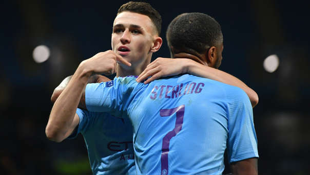 Resultado Manchester City vs Dinamo Zagreb- Fase de Grupos -J2-  Champions League
