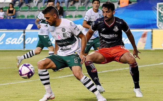 Resultado Atlético Zacatepec vs Cimarrones de Sonora – J10 –  del Apertura 2019